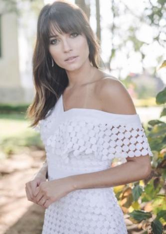 Vestido Blue Moon Mariana Giordano - Look do dia - lookdodia.com
