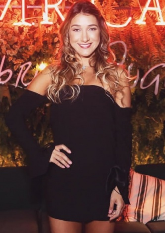 Vestido Kourt Tjurs usado por Gabriela Pugliesi - Look do dia - lookdodia.com