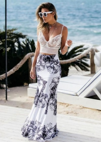 Saia Sereia Moorea Lookstore - Look do dia - lookdodia.com