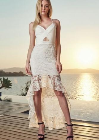 Vestido Mullet Tule Colcci - Look do dia - lookdodia.com