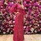 Dandynha Barbosa veste Ton Age Vestido Longo Rosa - Look do dia - lookdodia.com