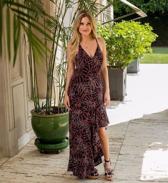 Bruna Gatti veste Iodice Vestido IO Betina - Look do dia - lookdodia.com