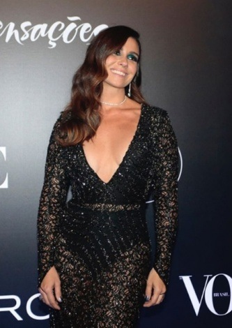 Giovanna Antonelliveste Le Lis Blanc Vestido Antonella Black - Lookdodia - lookdodia.com