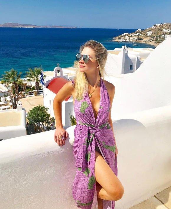 Colete Lilac Peony - Look do dia: Stephanie Goulart Haddad