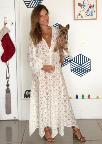 Vestido Renda Smart — Look do dia MiMi Coelho