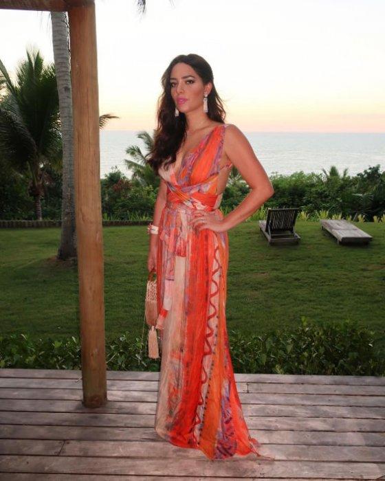 Vestido Amalia Estampado
