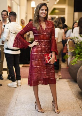 7e1f4add3 vestidos de festa — Look do dia